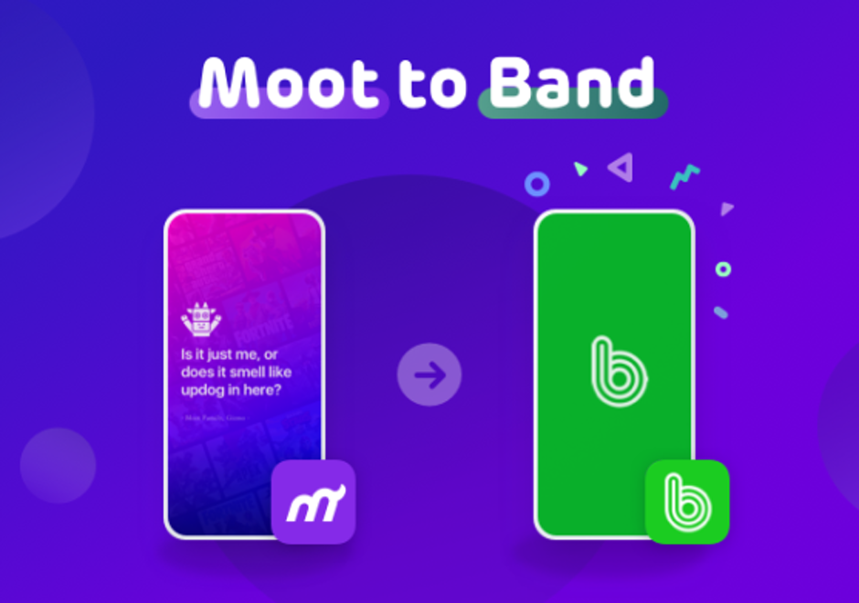 All Moot lounges moved to Band!