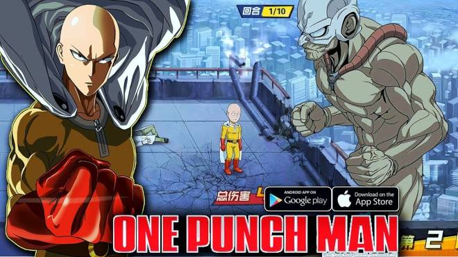 60 Seconds Hero: Idle RPG: General - ONE PUNCH MAN: The Strongest image 2
