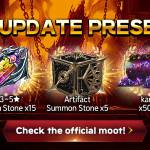 [Event] 5.5 Update Present (After 5.5 Update ~ Next Update)