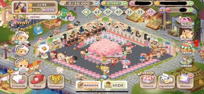 My Secret Bistro: [Closed] Best Cherry Blossom Interior Content - IGN: Belle1108 image 1
