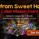 [Event] I'm from Sweet Home! Collab Mission Event (4/5 ~ 5/3 23:59 CDT)