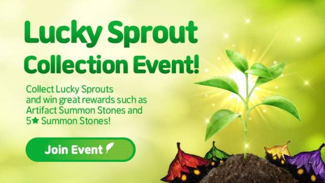 HEIR OF LIGHT: Event - [Event] Lucky Sprout Collection Event (4/20 ~ 5/17 CDT) image 1