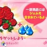 【New】2日間限定!赤いバラのダブルパック▷助けのお礼に!【4/25 3:00まで】