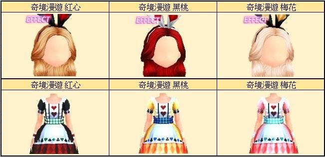 勁舞團M: 商品介紹 - 《限時禮包》墜入兔子洞🍰展開奇境冒險 image 6