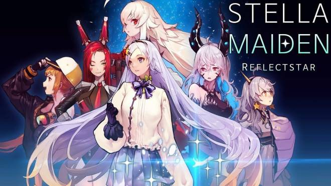 StellaMaiden: Guide - Stella Maiden Girls of the Stars Android Gameplay | SPACE EXPLORER | CUTE ANIME GIRLS | SPACE SIM image 3
