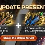 [Event] 5.7 Update Present (After 5.7 Update ~ Until Next Update)