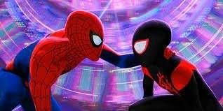 blankcity: Fan Contents - Have you guys checked out this amazing Spider-Verse  gameplay Video? It's mind blowing image 2