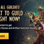 [Event] Calling All Guildies! Report to Guild HQ Right Now! (5/25 ~ 6/21 CDT)