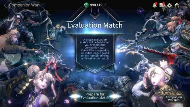 Hundred Soul : The Last Savior: notice - [Notice] Companion War image 5