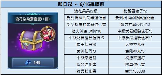 新熱血江湖M: 公告 - 06/02(三) 商城上架公告 image 7