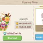 [CLOSED] Fruit Pudding/Eggnog Shop EXCHANGE with Letter