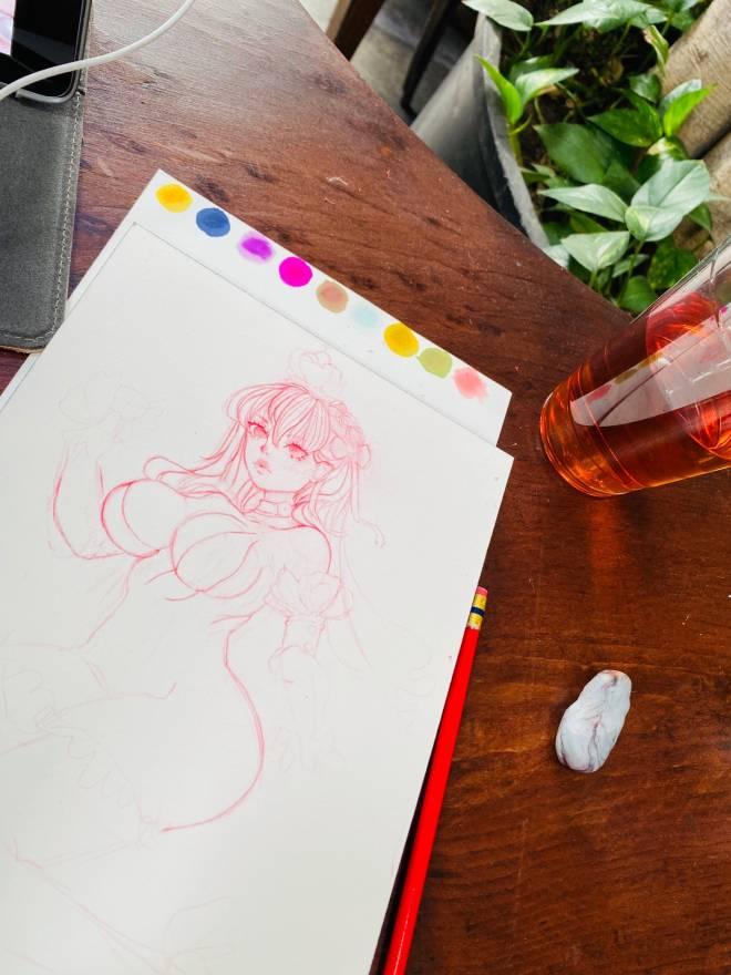 DESTINY CHILD: FAN ART - We better get her soon 😫 image 3