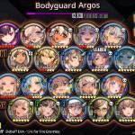 Sample WB for Argos