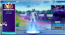 Frenemy Official Community: Notice - FORTNITE LIVE 🛸* 69k Arena Points*⚡️ (TOP 20 NA - East) image 3
