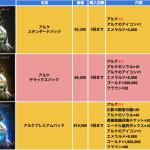 【お知らせ】アルケ関連パックの販売 / 特別戦の開催