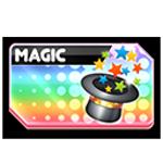 《週末活動》神秘魔法卡 變裝靠翻卡